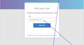 Mover dominio de cloudflare de una cuenta a otra