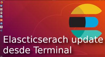 04.- Elasticsearch actualizar documento (update) desde terminal [Tutorial en Español ??]
