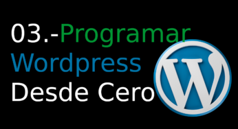 03.-Programar WordPress desde cero [add_filter]