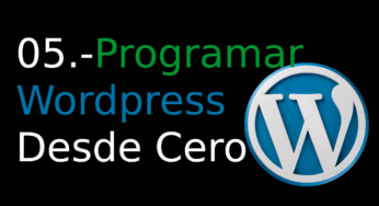 05.-Programar WordPress desde cero [add_meta_box]
