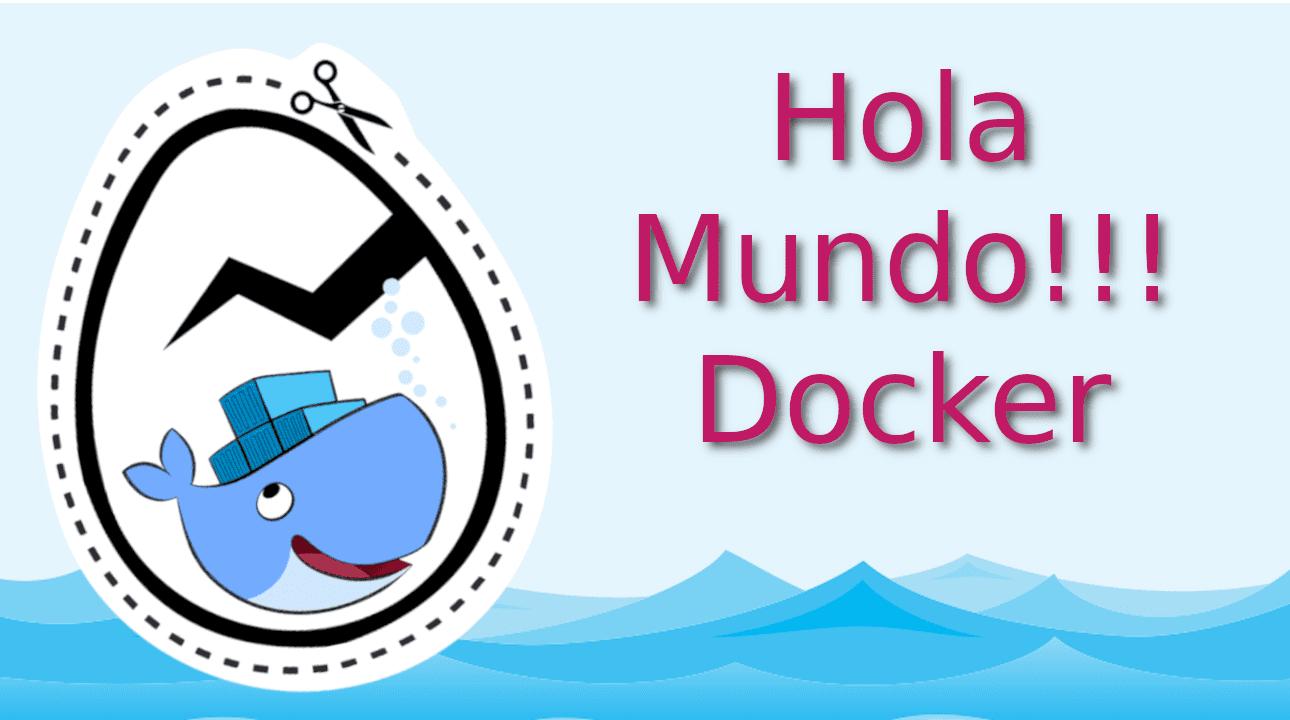 04.- Hola Mundo en Docker.