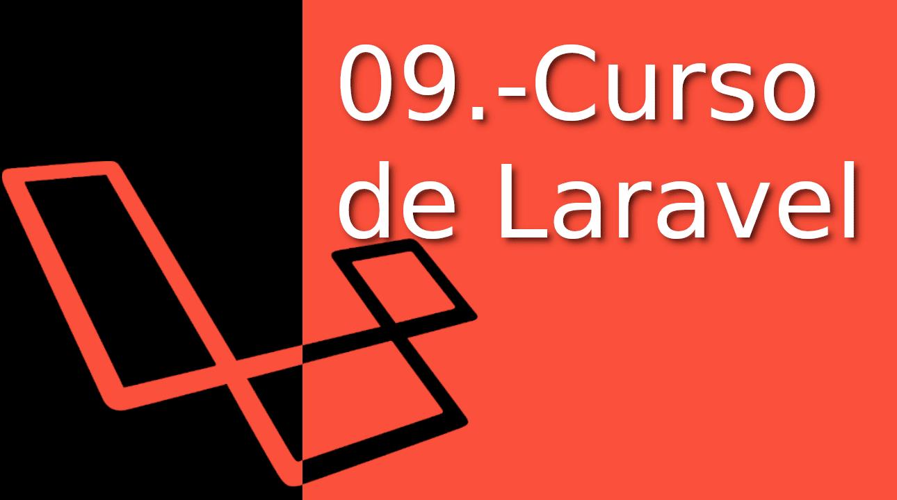 09.-Laravel Tutorial en Español [eloquent] ¡¡En tiempo récord⚡!!