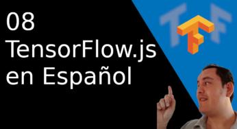08.-TensorFlow js en Español?? [Predecir ventas con regresión lineal]