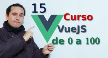 15.-Vue js 2 tutorial español ? [CLI en Ubuntu]??