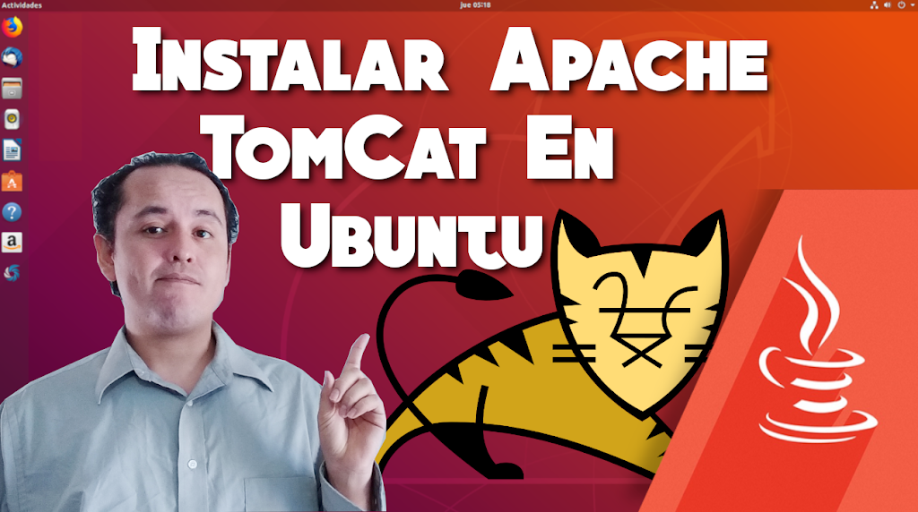 Instalar Apache Tomcat 9 en Ubuntu 18.04 y 16.04 LTS