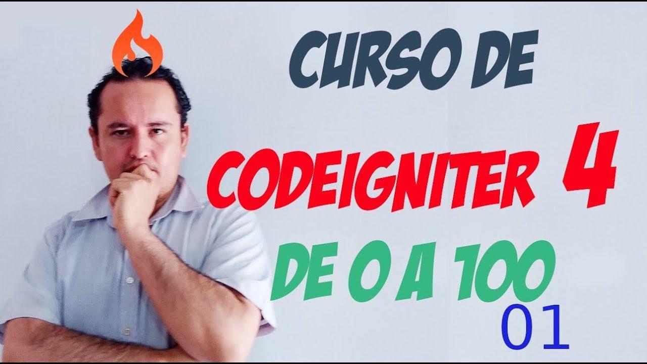 Codeigniter 4🔥 [01.- Porque aprender codeigniter? ]