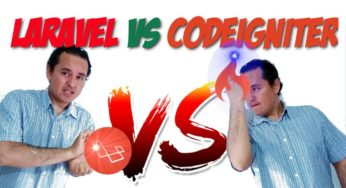 Laravel vs Codeigniter [2019] ?