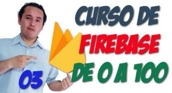 Firebase?[03.- Crear usuarios?]