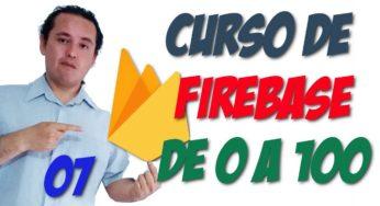 Firebase?[07.-Agregar estilos con bootstrap]