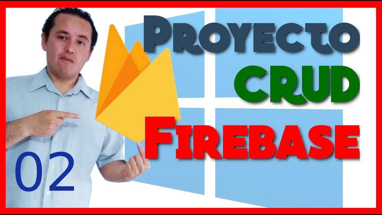02.- Proyecto con Firebase y Angular [Instalar Angular Cli en nuestro Windows 10]