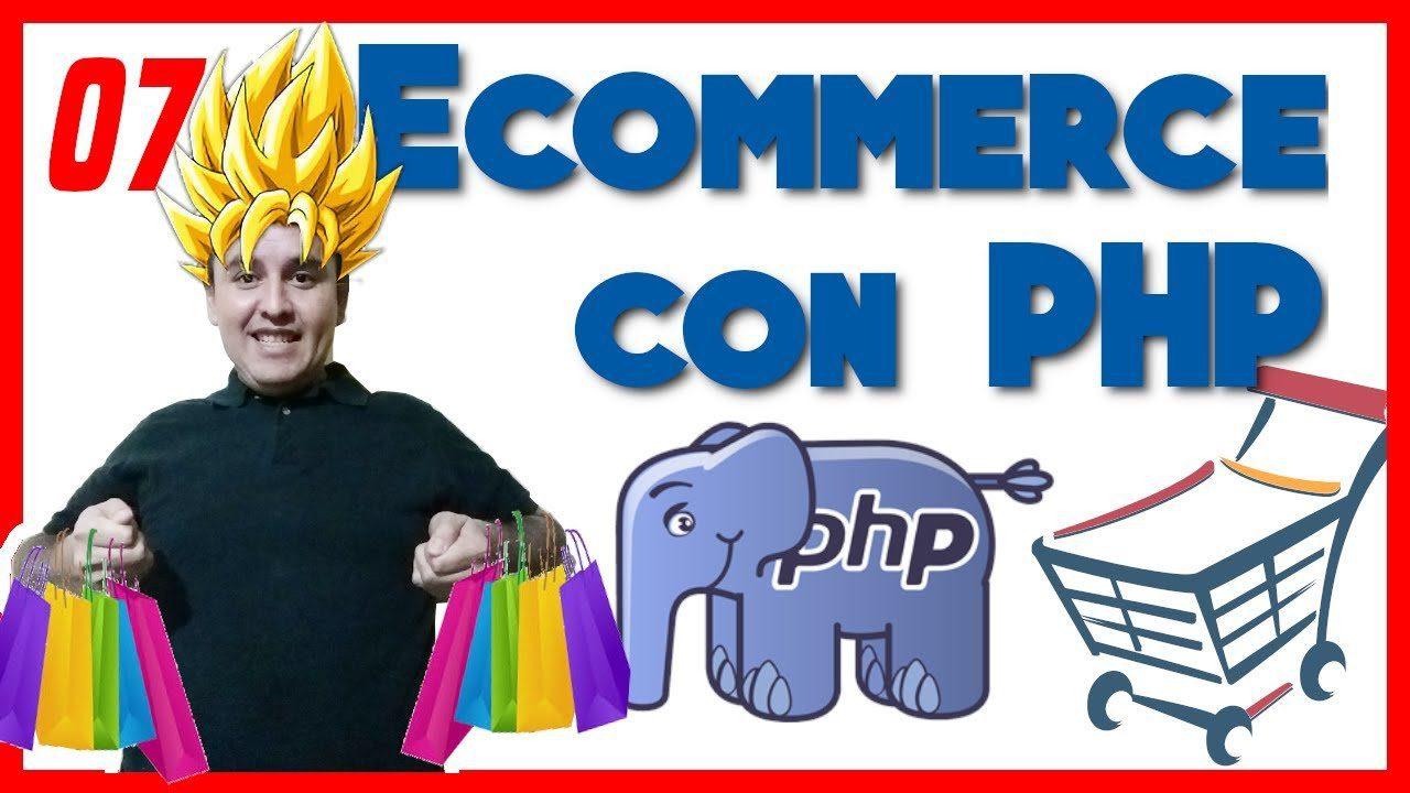 Ecommerce con PHP🐘 y MySql🐬 [07.- Administrador de usuarios (crear usuario)🧔]