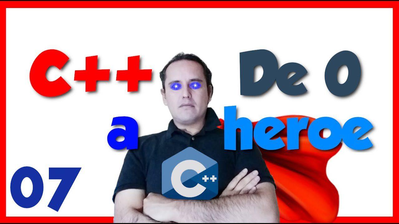 07.- C++ desde cero 2019🦸♂️ [Ejercicios ingresar diferentes tipos de datos]