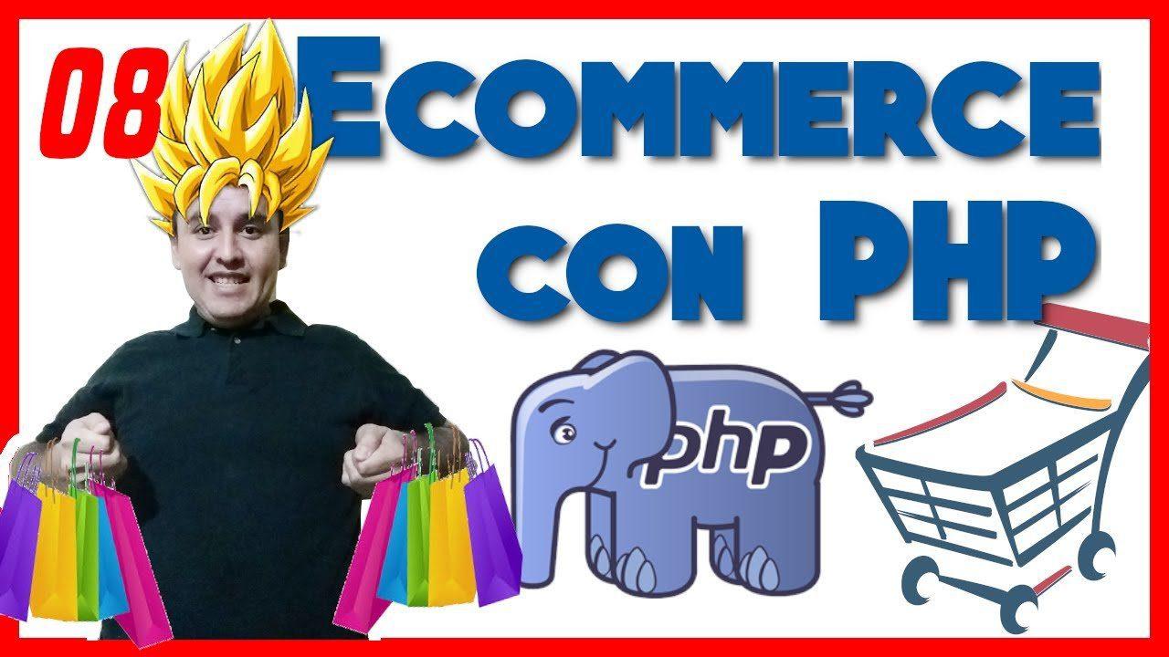 Ecommerce con PHP🐘 y MySql🐬 [08.- Administrador de usuarios (editar usuario)🧔]