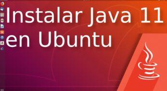 Instalar Java 11 en Ubuntu 18.04 / 18.10. ⚡️