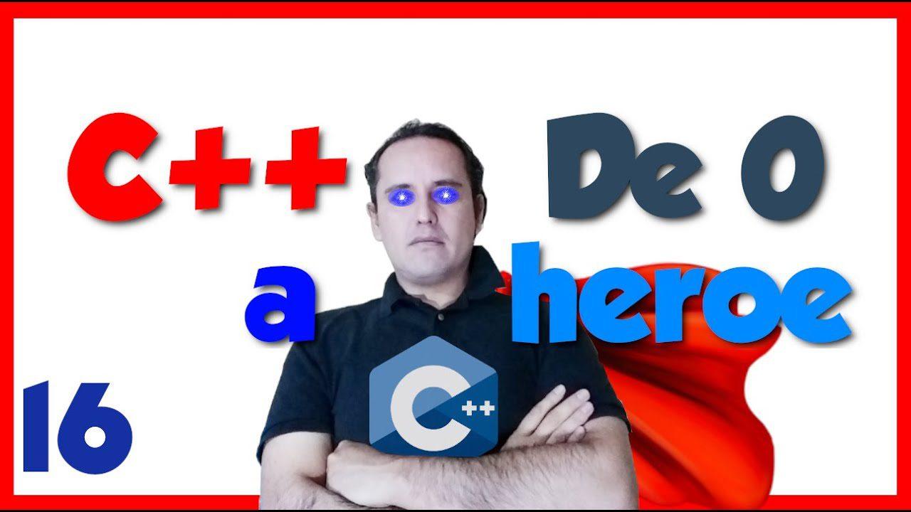 16.- C++ desde cero 2019🦸♂️ [Ejercicio 8.- Que numero es mayor de dos números]