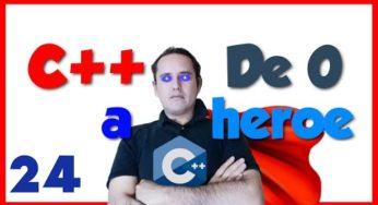 C++ Ciclo For. 24.- C++ desde cero 2019🦸♂️ [Ciclo For]