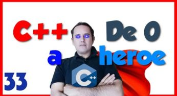C++ Arreglos Unidimensionales. 33.- C++ desde cero 2019🦸♂️ [Arreglos unidimensionales (array)]