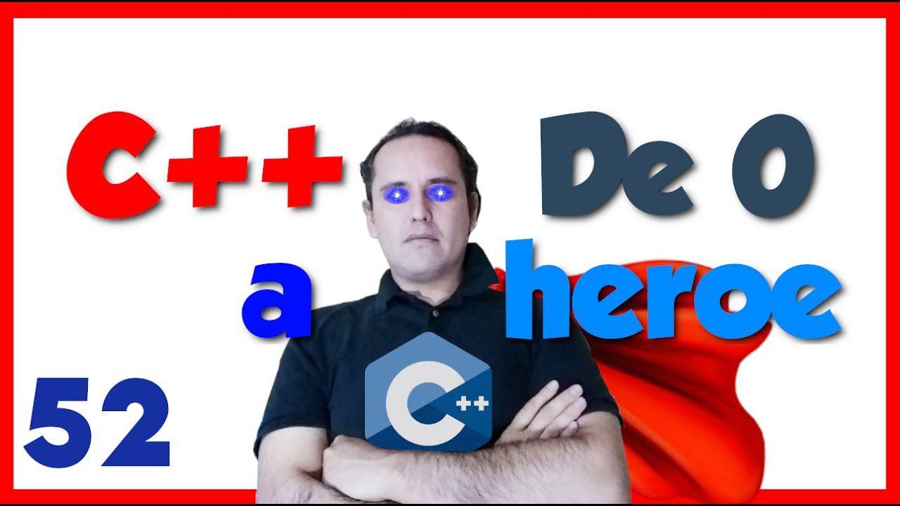 52.- C++ desde cero 2019🦸♂️ [Ejercicio 36.- Ordenamiento método burbuja]