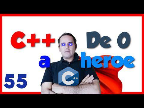 55.- C++ desde cero 2019🦸♂️ [Ordenamiento por selección]