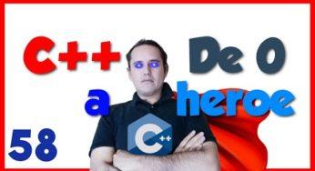 58.- C++ desde cero 2019🦸♂️ [Que es una estructura en c++ 🤔]