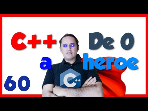 60.- C++ desde cero 2019🦸♂️ [Estructuras anidadas]
