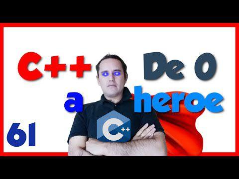 61.- C++ desde cero 2019🦸♂️ [Ejercicio 41.- Estructuras anidadas]