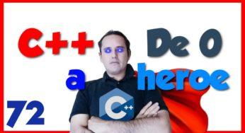 72.- C++ desde cero 2019🦸♂️ [Ejercicio 50.- Paso de parámetros parámetros por referencia]