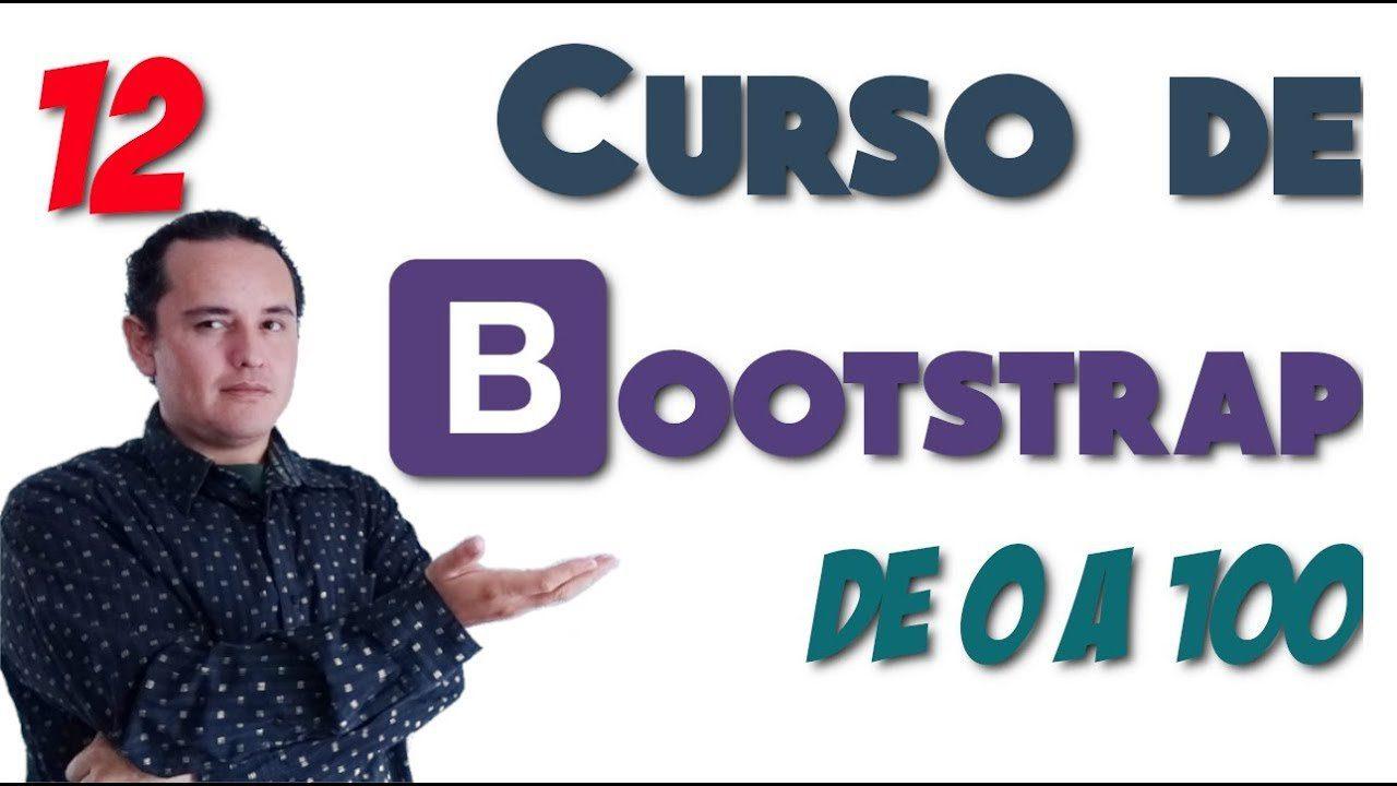 12.- Bootstrap? de 0 a 100 [formularios]