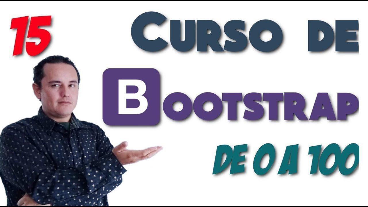 15.- Bootstrap? de 0 a 100 [Plantillas]