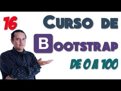 16.- Bootstrap? de 0 a 100 [ventana modal]