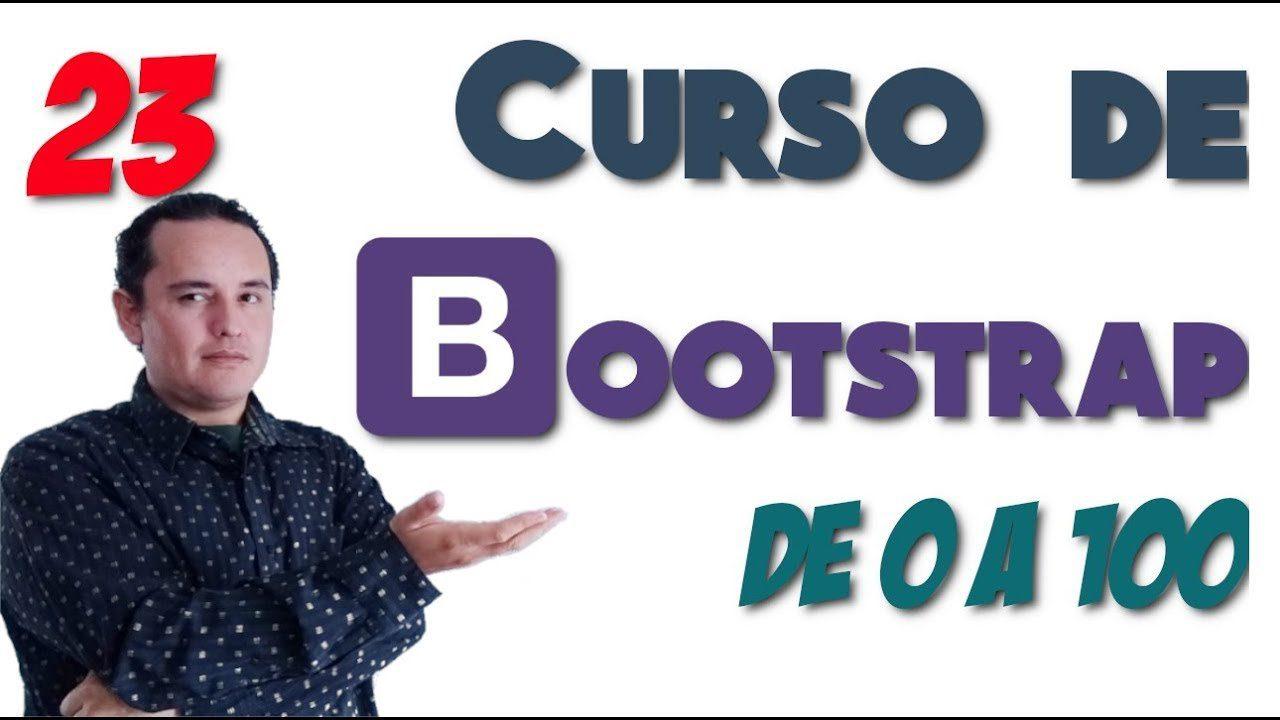 23.- Bootstrap? de 0 a 100 [navbar ejemplo práctico 2da parte]
