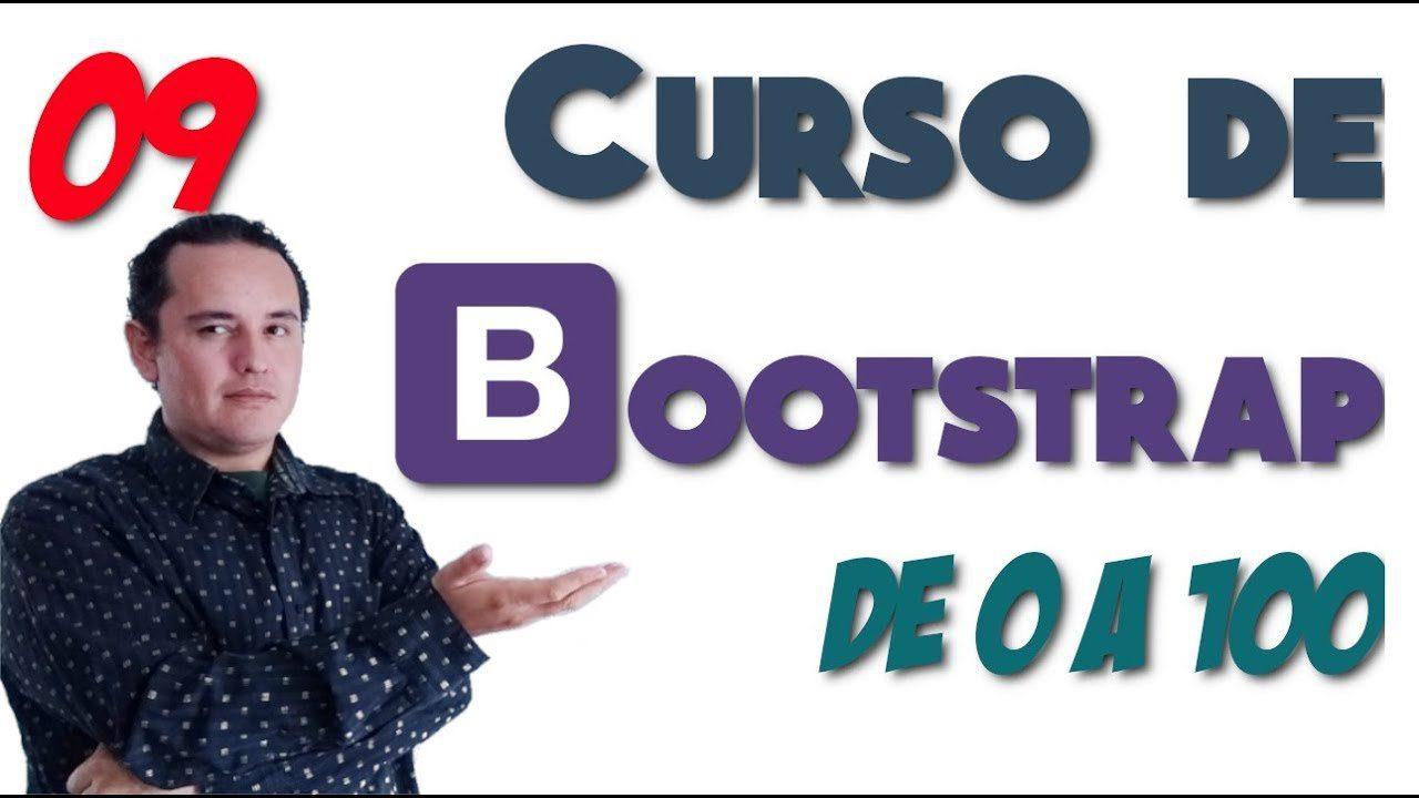 09.- Bootstrap? de 0 a 100 [Espaciados y estilos de texto]