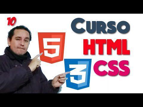 10- HTML y CSS de 0 a 100 [Margin y padding]?