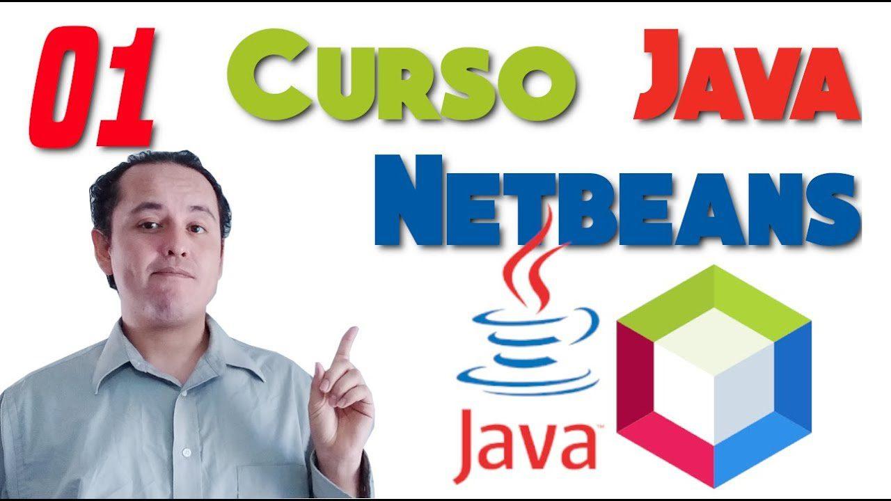 Curso de Java Netbeans Completo☕ [01.- Como Programar en Java?]