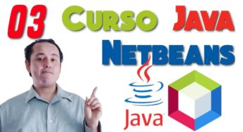 Curso de Java Netbeans Completo☕ [03.- Hola mundo?]