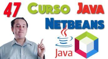 Curso de Java Netbeans Completo☕ [47.- POO Clases publicas y privadas]