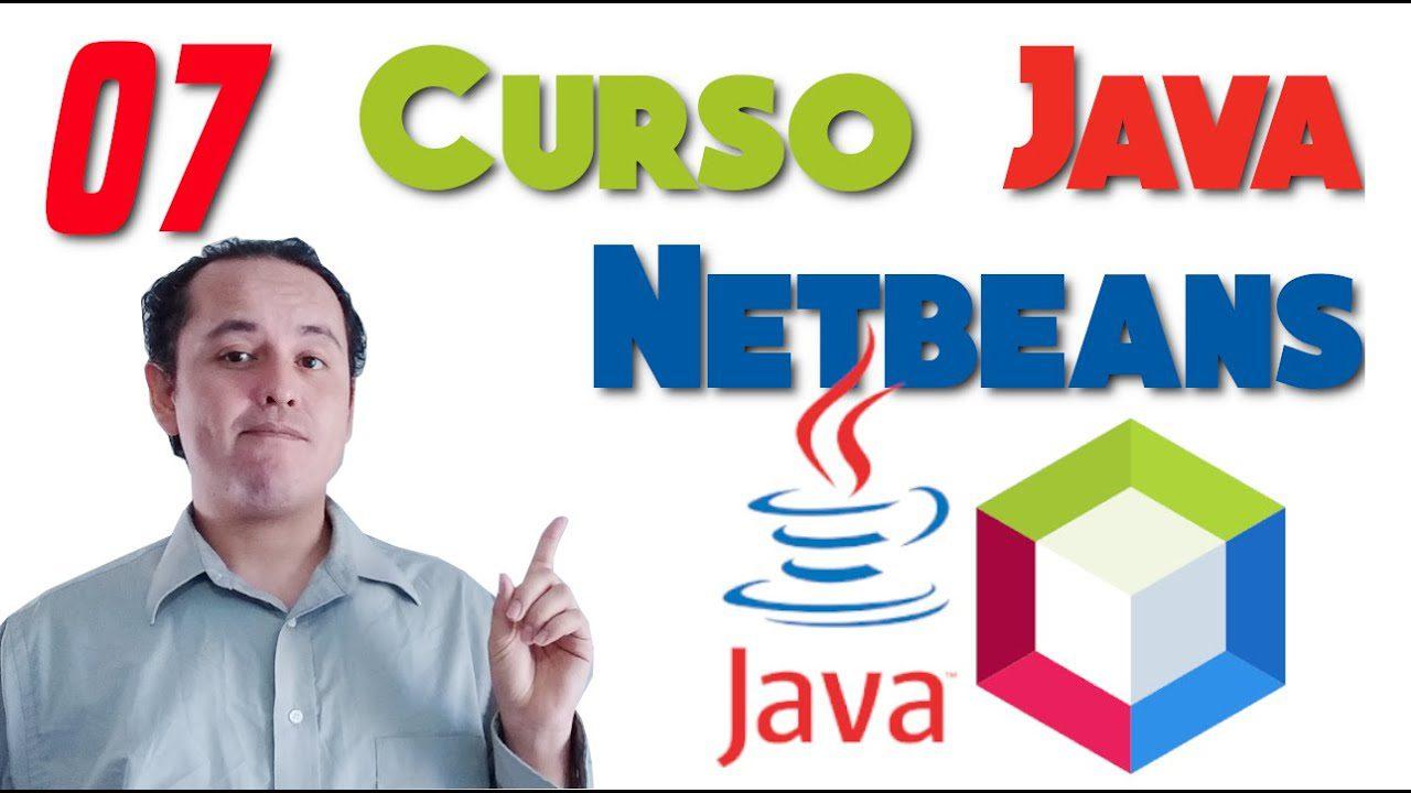 Curso de Java Netbeans Completo☕ [07.- Ingresar datos por consola(Scanner)]