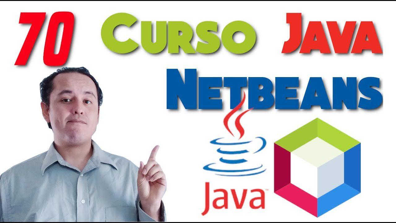 Curso de Java Netbeans Completo☕ [70.- Excepciones try catch y finally]