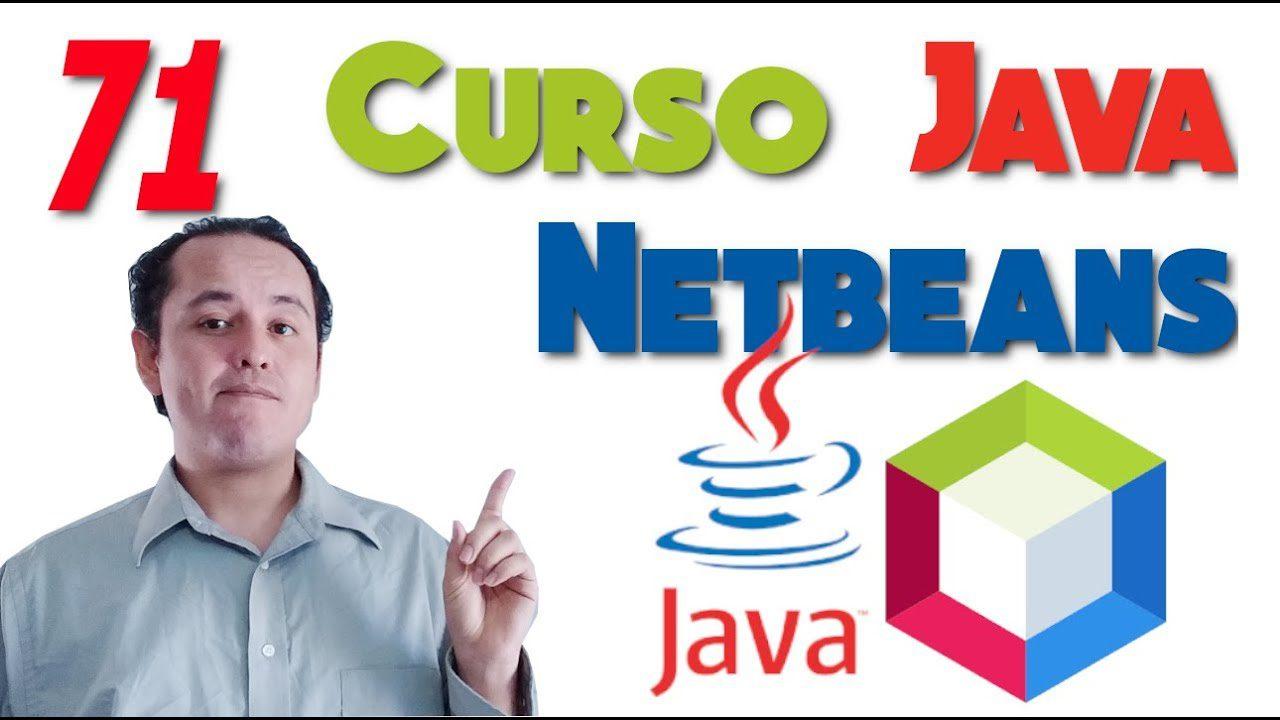 Curso de Java Netbeans Completo☕ [71.- Interfaz grafica con JavaX Swing]