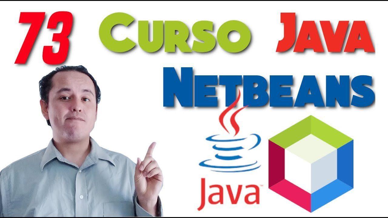 Curso de Java Netbeans Completo☕ [73.- Interfaz gráfica posicionar por coordenadas nuestra