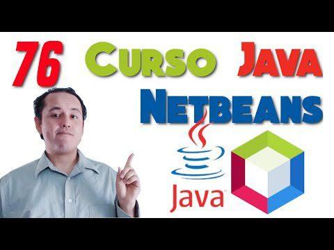 Curso de Java Netbeans Completo☕ [76.- args java ¿que es? y como crear ejecutable netbeans]