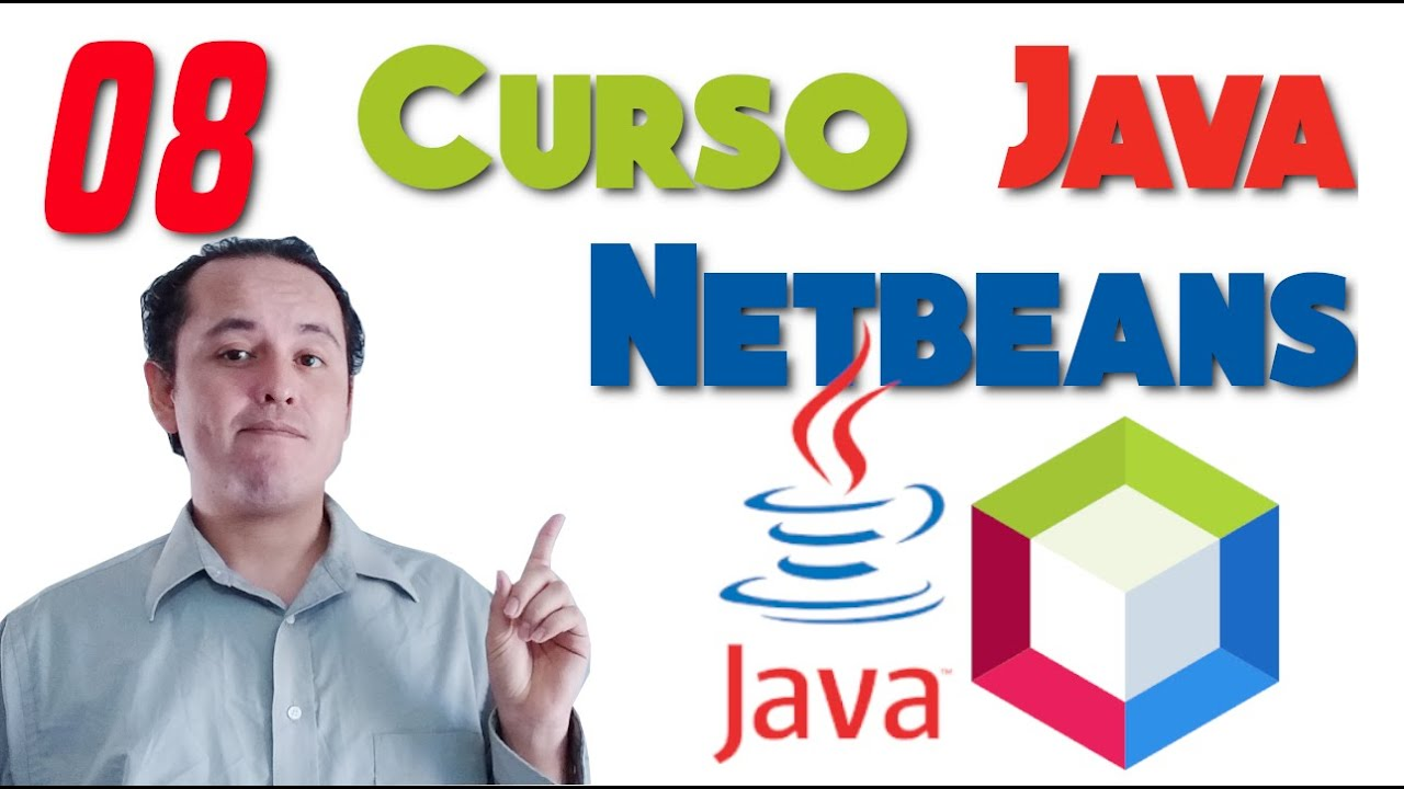 Curso de Java Netbeans Completo☕ [08.- Ingresar datos via showInputDialog]