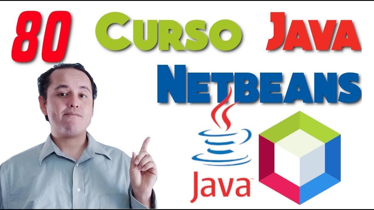 Curso de Java Netbeans Completo☕ [80.- Lista de etiquetas y de paneles ]