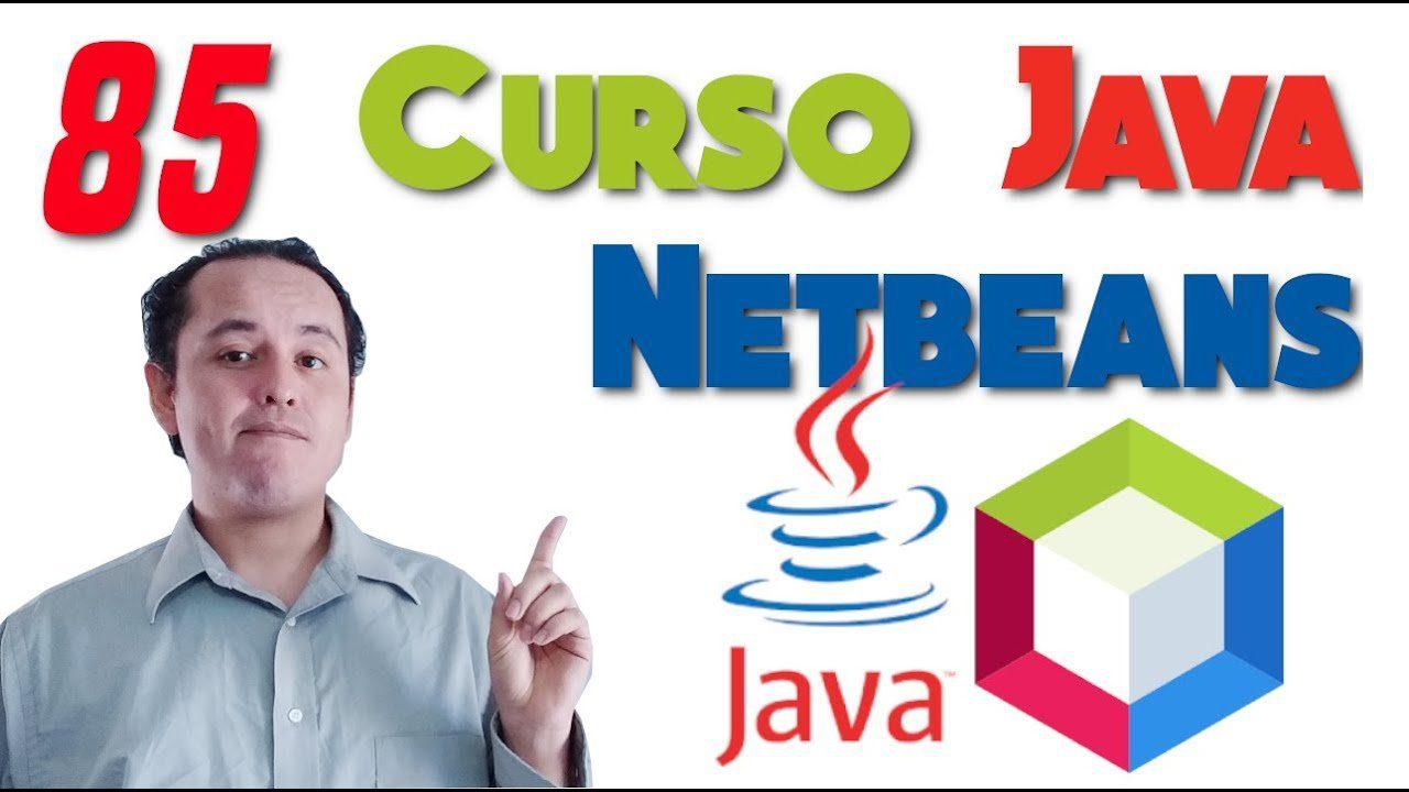 Curso de Java Netbeans Completo☕ [85.- Area de Texto con scroll(JTextArea) ]