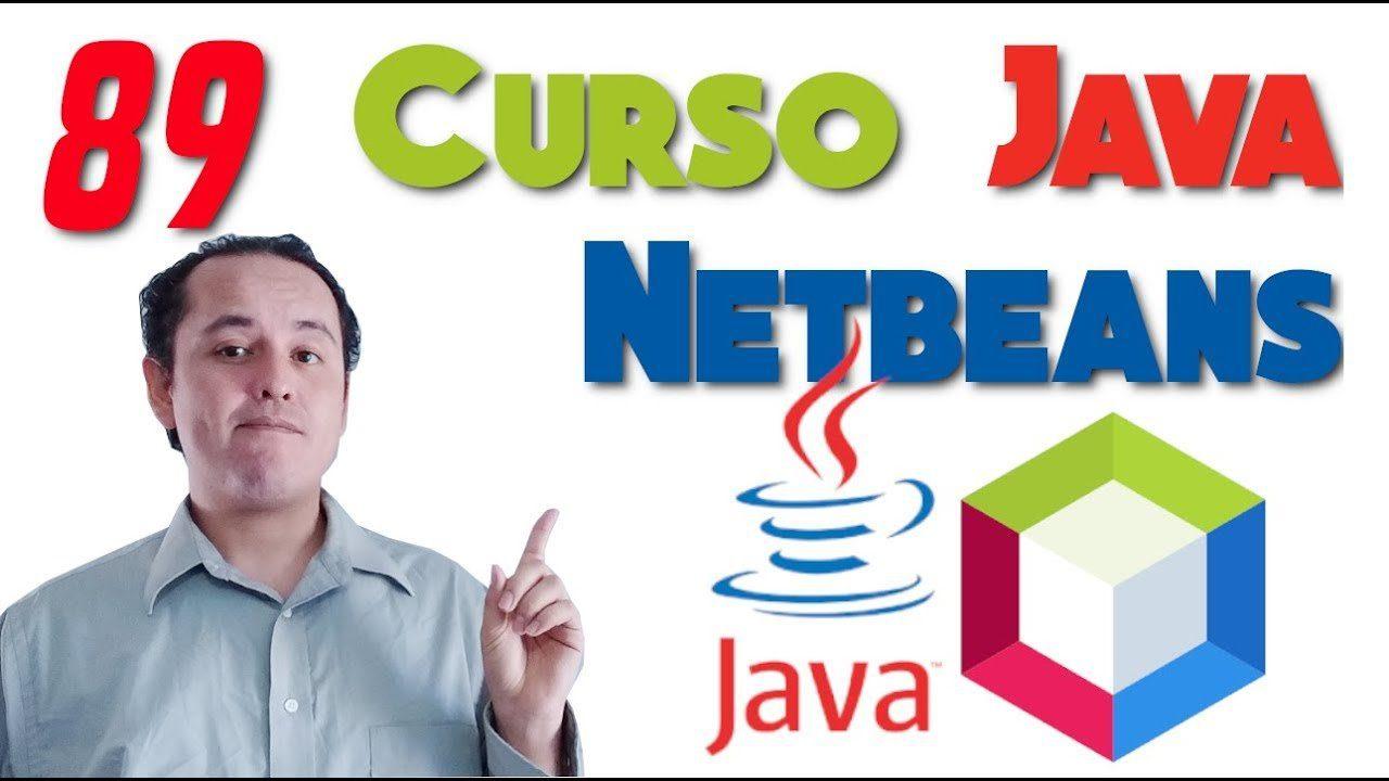 Curso de Java Netbeans Completo☕ [89.- Eventos del teclado (KeyListener) ]