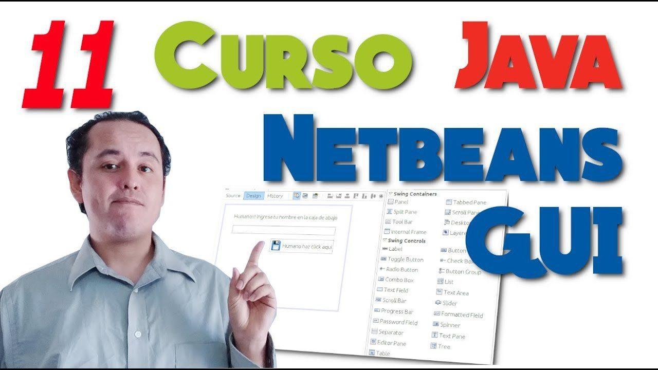 Curso de Java Netbeans Completo☕ [11.- Barra de progreso (JProgressBar) ]