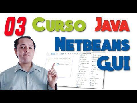 Curso de Java Netbeans Completo☕ [03.- Conectar tabla(JTable) con mysql (parte 2)]