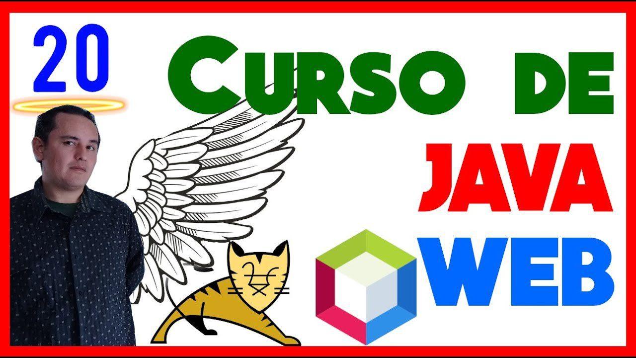 Java Web desde cero en Netbeans ☁️[20.- JSP Centralizar codigo en servelets]