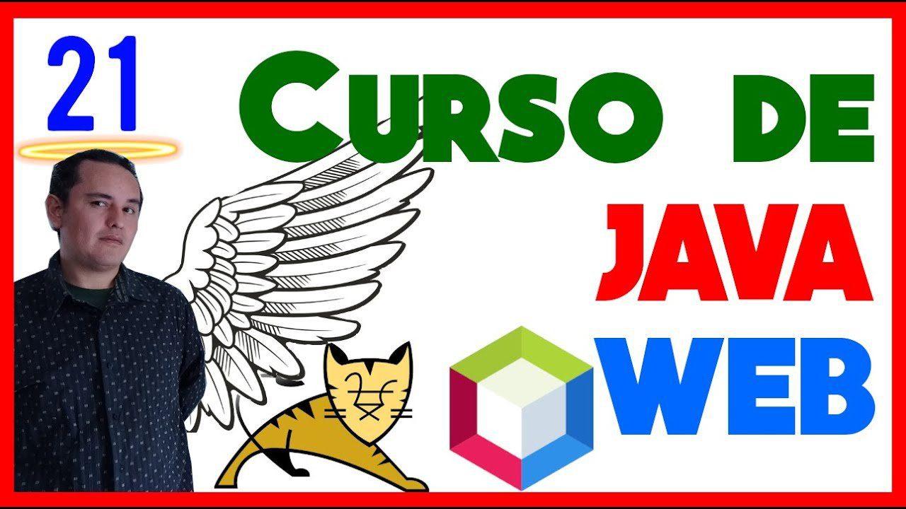 Java Web desde cero en Netbeans ☁️[21.- JSP Enviar datos via get yo post al servelet]