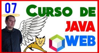 Java Web desde cero en Netbeans ☁️[15.- JSP Crear una área de login (part 3)]